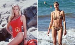 Cómo están hoy las diosas de Baywatch vigilantes de la playa (7)