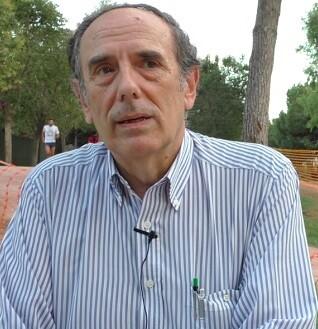 Carlos Campos, arquitecto responsable del proyecto. (Foto-VLCNoticias).
