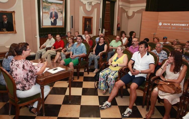 Castellón diseñará campañas de dinamización comercial por barrios