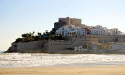 Castillo de Peñíscola (Foto-VLCNoticias)