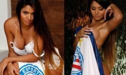 Dani Manga, la ex de Ronaldinho que enloquece a Brasil  (5)