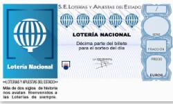 Decimo Loteria nacional