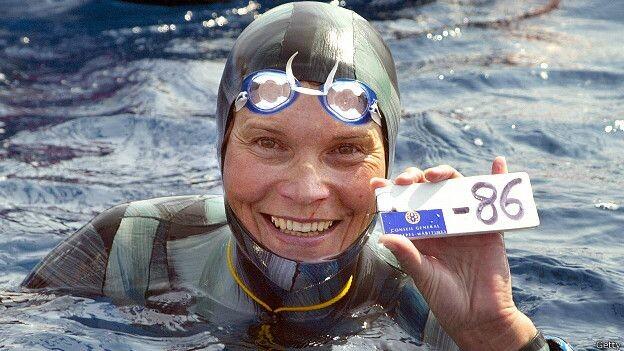 Desaparece en el mar Natalia Molchanova cerca de la isla de Ibiza (2)