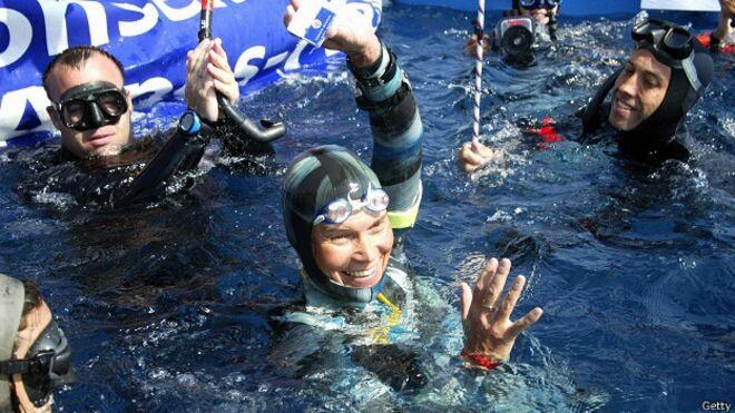 Desaparece en el mar Natalia Molchanova cerca de la isla de Ibiza (3)