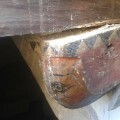 Descubierto un artesonado románico en una iglesia de Ayora.(Foto-Ayuntamiento de Ayora-VLCNoticias).