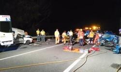 Dos muertos y cinco heridos en un accodente en Cullera por consecuencia del cannabis (2)