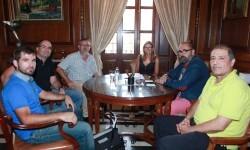 El Ayuntamiento de Castellón se compromete a buscar soluciones para la situación del CE Castelló