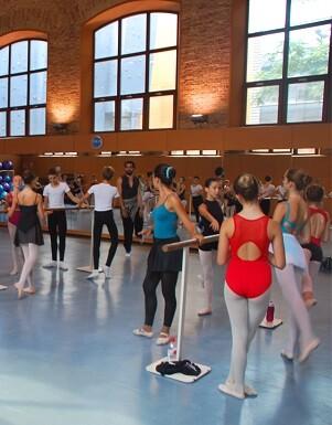 El Campus Internacional Valencia Danza es un encuentro de estudiantes dirigido por la valenciana Gema Casino Penalba.