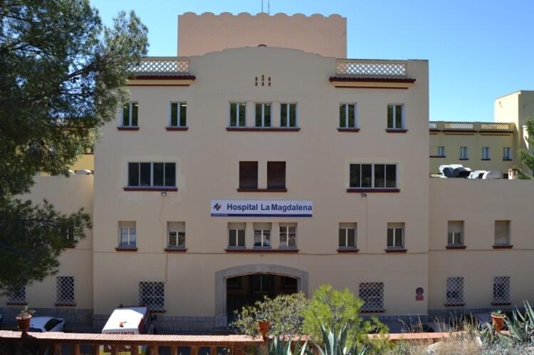 El Hospital La Magdalena atiende a más de 500 pacientes con daño cerebral adquirido