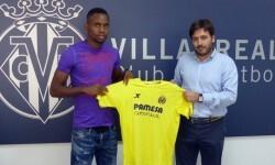 El Villarreal CF ficha a Cédric Bakambu