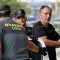 El concejal Marcos Cobo es detenido por la Guardia Civil.