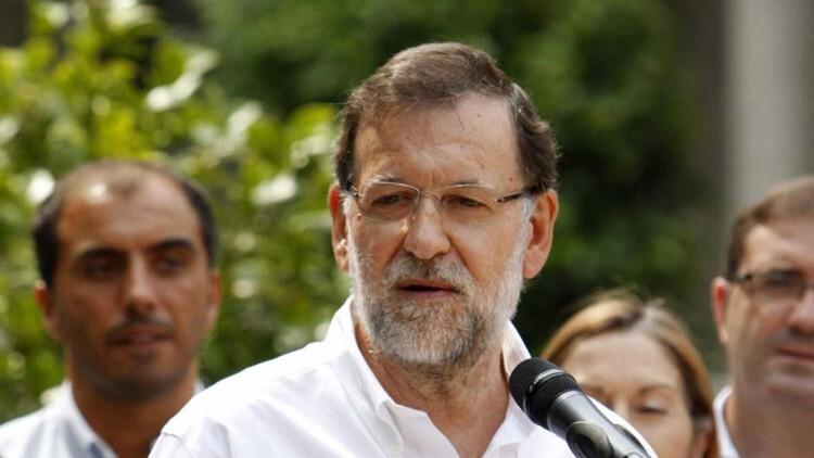 El presidente del Gobierno, Mariano Rajoy,