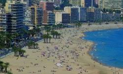 El turismo en la Comunitat Valenciana aumenta un 4  hasta julio de 2015   Official Press