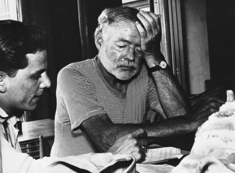 Ernest Hemingway,