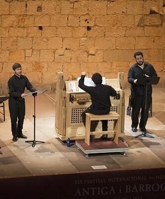 Esta noche y hasta el próximo 12 de agosto diez días en los que los mejores profesionales de la música antigua europea estarán en Peníscola.