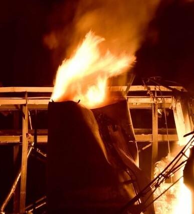 Este incidente se produjo justo diez días después de las explosiones gigantescas en el puerto chino de Tianjin.