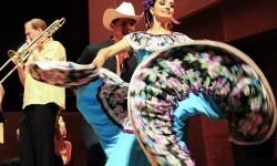 Festival Internacional de Música y Danza Tradicional.