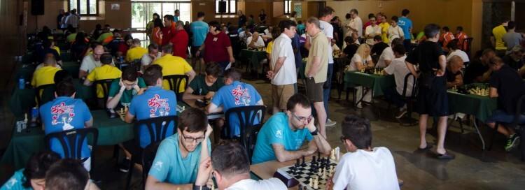 Festival internacional de ajedrez Valencia cuna (1)