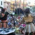 Fiestas en los pueblos valencianos.