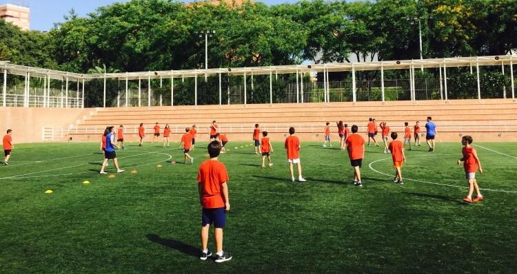 Campus multideportivo septiembre 2015