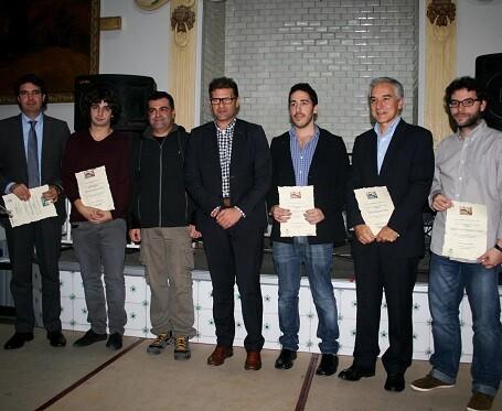 Ganadores premios Otoño 2014.