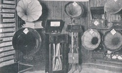 Gramófonos del Bazar Giner. 1919