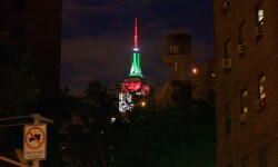 Green-UFO-Seen-Over-New-York-City-On-Aug-8-2015
