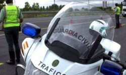 Guardia Civil de Tráfico en una imagen de archivo.