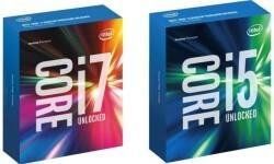 Intel anuncia nuevos procesadores i5 & i7 de sexta generación