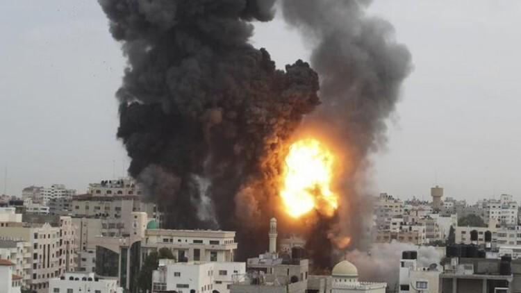 Israel bombardeó a Hamas en la Franja de Gaza