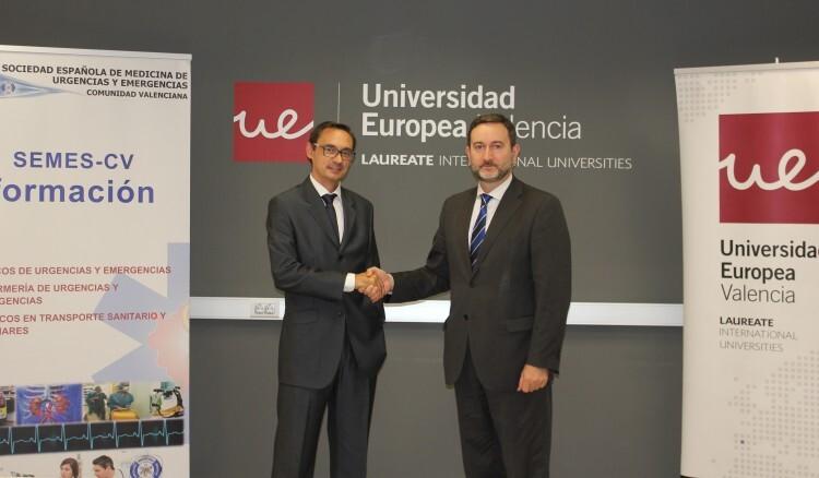Javier Millan y Enrique Fernandez