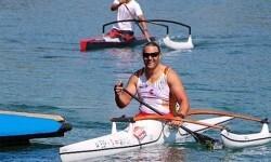 Javier Reja, subcampeón del mundo de paracanoe