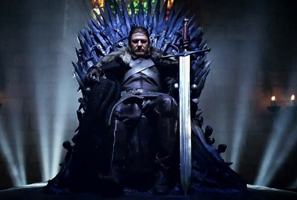 Juego de tronos.