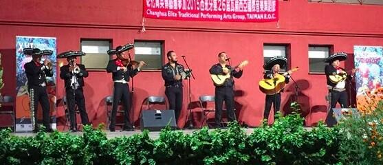 La 'Academia de Baile Mexicano y Música' cuyo amplio grupo de baile trasladará hasta Vallada una muestra variada de la cultura mexicana.