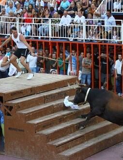 La Comunidad Valenciana es la región donde mayor número de festejos de este tipo se celebran.