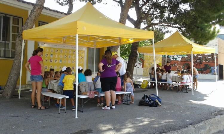 La Escuela Abierta de Verano de Paterna ha fomentado la convivencia ciudadana intercultural -2