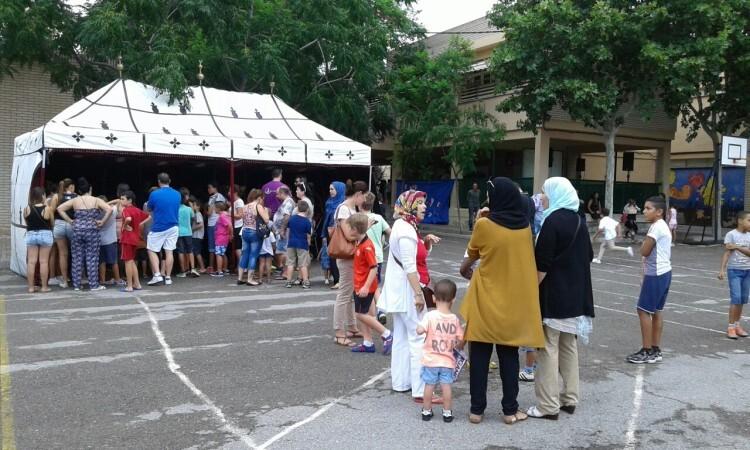 La Escuela Abierta de Verano de Paterna ha fomentado la convivencia ciudadana intercultural -3