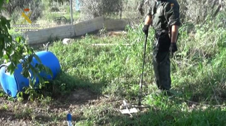 La Guardia Civil detiene a un vecino de Huesca por abusar de sus hijas menores de edad
