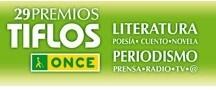 La ONCE acaba de convocar los Premios Tiflos de Literatura 2015.