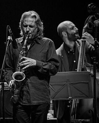 La Valencia Big Band y el saxofonista Perico Sambeat participarán en una gran noche de jazz.