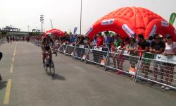 La Vuelta ciclista a España Fotos de la salida desde Valencia (10)