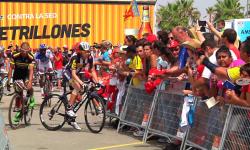 La Vuelta ciclista a España Fotos de la salida desde Valencia (11)