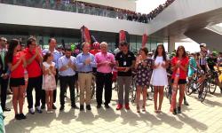 La Vuelta ciclista a España Fotos de la salida desde Valencia (23)