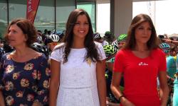 La Vuelta ciclista a España Fotos de la salida desde Valencia (25)
