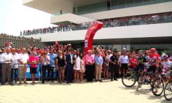 La Vuelta ciclista a España Fotos de la salida desde Valencia (30)