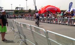 La Vuelta ciclista a España Fotos de la salida desde Valencia (7)