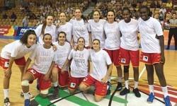 La selección española femenina sub-18 se proclama campeona de Europa