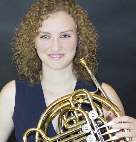 La valenciana Amparo Edo Biol  estará presente en la International Horn Society que reúne cada año en Los Ángeles a trompistas de todo el mundo.