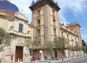 Las obras robadas, que no estaban expuestas al público, no tenían un excesivo valor económico . (Foto-VLCNoticias).
