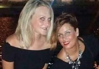 Laura del Hoyo, de 24 años, y Marina Okarynska, de 26 de años. Las dos jóvenes muertas por el supuesto asesino.